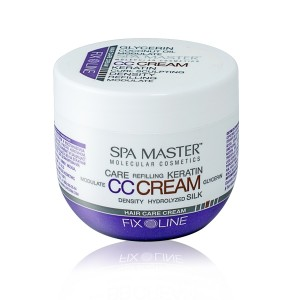 Hair care cream Spa Master Molecular Rosa Impex