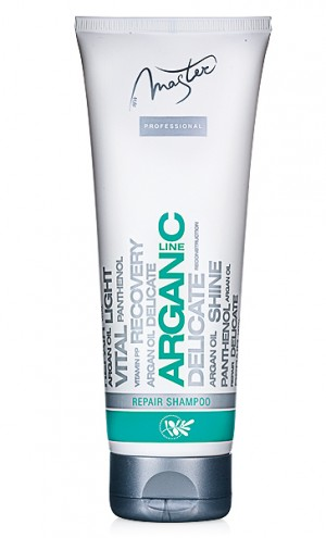 Hair repair shampoo Spa Master Arganic Line Rosa Impex