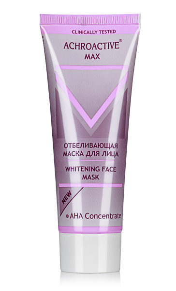 Whitening face mask Achroactive Max Rosa Impex