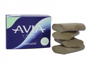 Soap with natural Fuller's earth Avia Natural