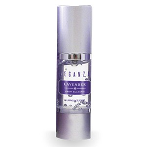 Calming face serum with organic lavender oil Leganza Rosa Impex