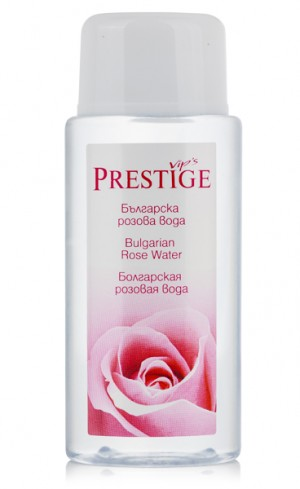Natural Bulgarian rose water VIP's Prestige Rose & Pearl Rosa Impex