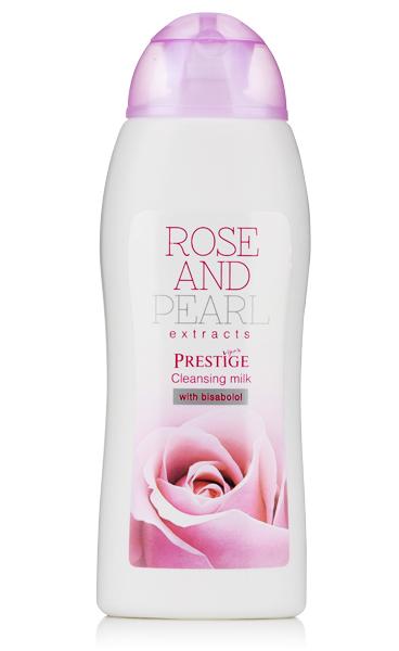 Cleansing face milk VIP's Prestige Rose & Pearl Rosa Impex
