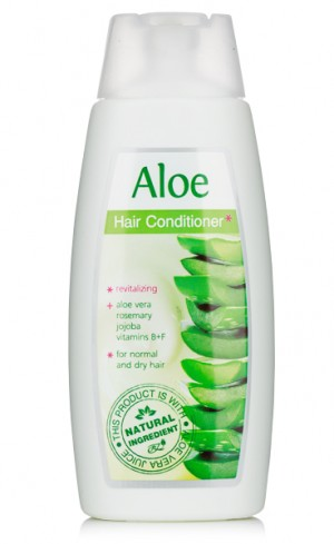 Toning hair conditioner Aloe Vera Rosa Impex