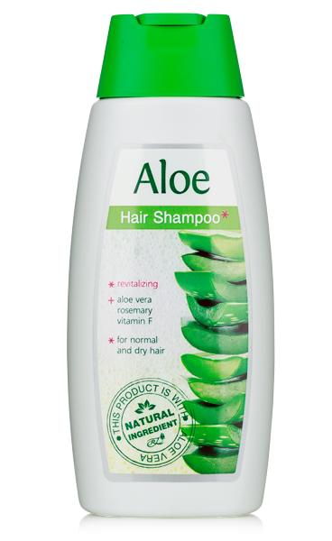 Toning hair shampoo Aloe Vera Rosa Impex