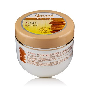 Hair mask with almond extract and vitamin F Almond Rosa Impex