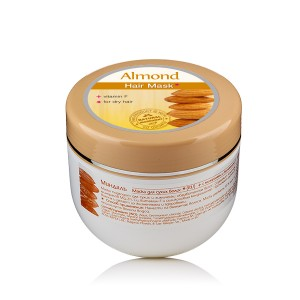 Hair mask with vitamin F for dry hair Almond Rosa Impex