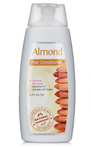 Hair conditioner Almond Rosa Impex