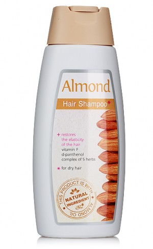 Hair shampoo Almond Rosa Impex