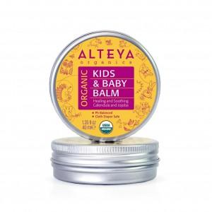 Био органично бебешко балсамче Alteya Organics