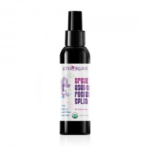 Био органична бебешка розова вода Alteya Organics