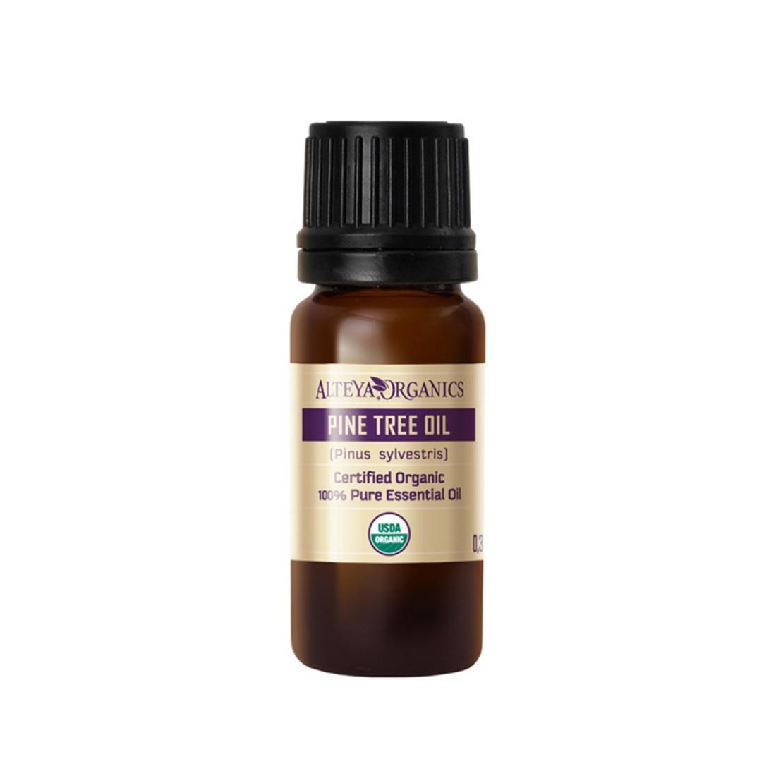 Био органично етерично масло от бял бор Alteya Organics 10 мл.