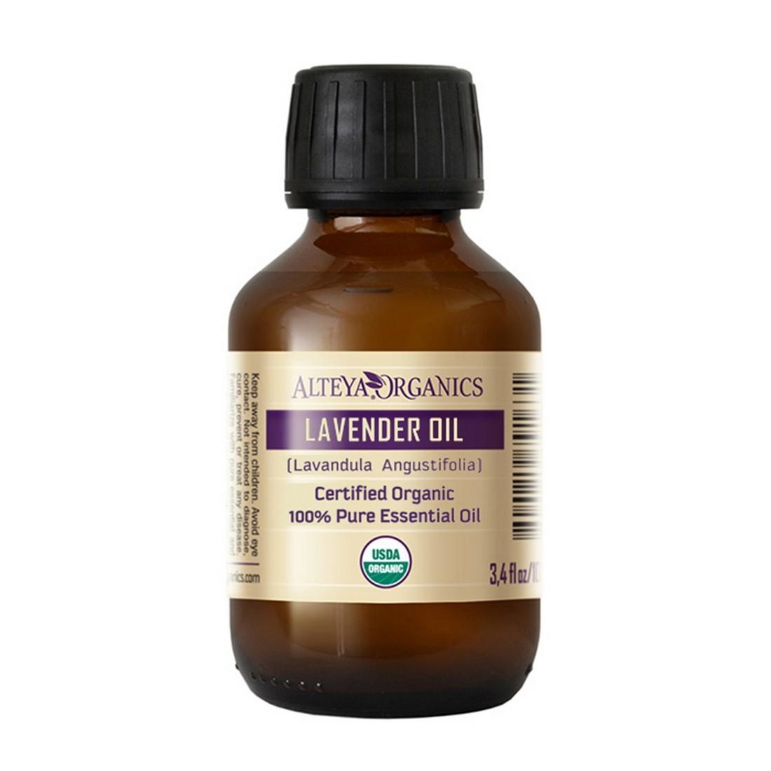 Био органично етерично масло от лавандула Alteya Organics 100 мл.