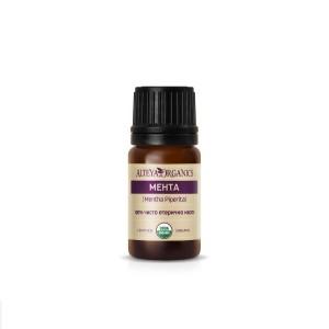 Био органично етерично масло от мента Alteya Organics