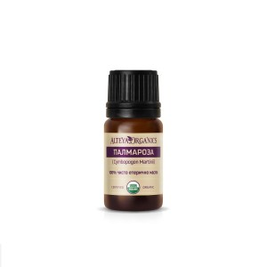 Био органично етерично масло от палмароза Alteya Organics
