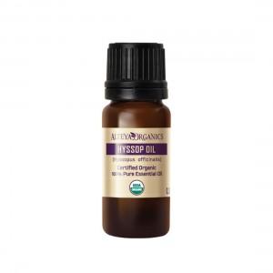 Био органично етерично масло от хисоп Alteya Organics 10 мл.