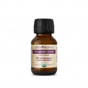 Био органично растително масло от гроздови семки Alteya Organics