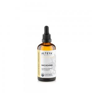 Био органично растително масло от макадамия Alteya Organics