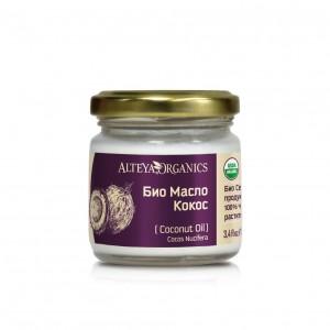Био органично кокосово масло Alteya Organics