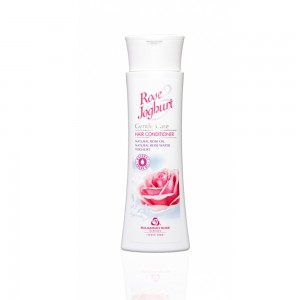 Conditioner for dry and treated hair with rose oil and yoghurt Rose & Joghurt Bulgarian Rose Karlovo
