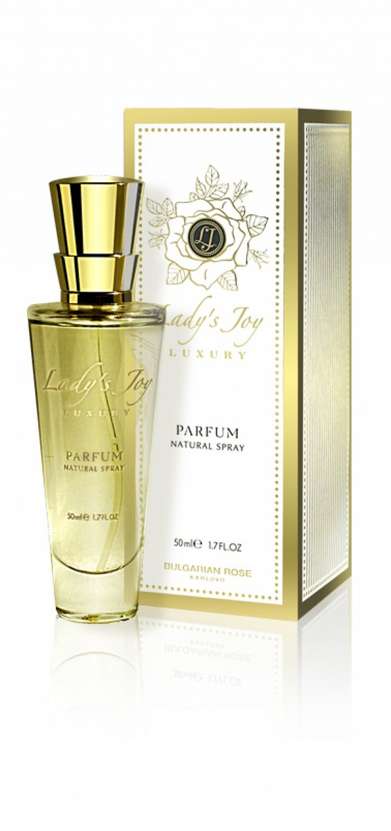 Perfume Lady's Joy Luxury Bulgarian Rose Karlovo