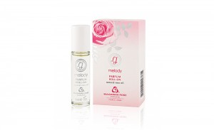 Roll-on Perfume with rose fragrance LJ Melody Bulgarian Rose Karlovo