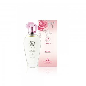 Perfume with rose fragrance LJ Melody Bulgarian Rose Karlovo 50 ml.