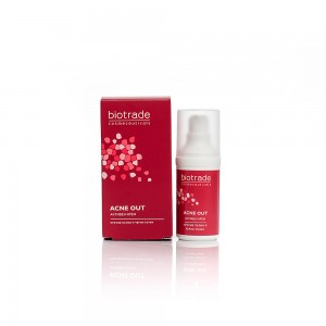 Active face cream against acne and blackheads Acne Out Biotrade