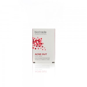 "Anti-acne face soap ""Acne Out"" Biotrade"