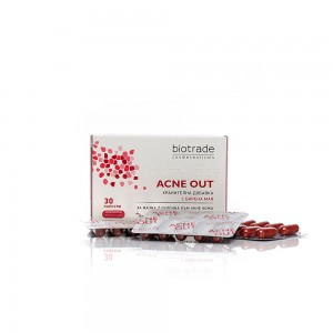 "Dietary supplement ""Acne Out"" Biotrade"