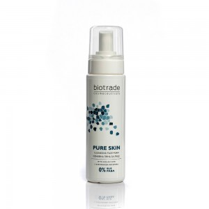Facial cleansing foam Pure Skin Biotrade