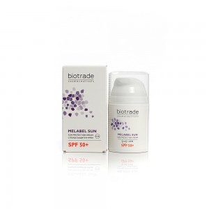 Sun protection face cream SPF 50 Melabel Biotrade