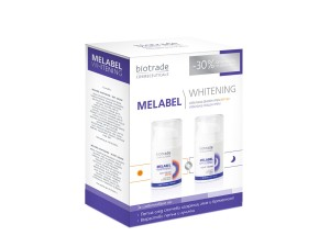 "Skin whitening set ""Day + night care"" Melabel Whitening Biotrade"