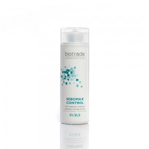 Anti-dandruff hair shampoo for sensitive scalp Sebomax Control Biotrade