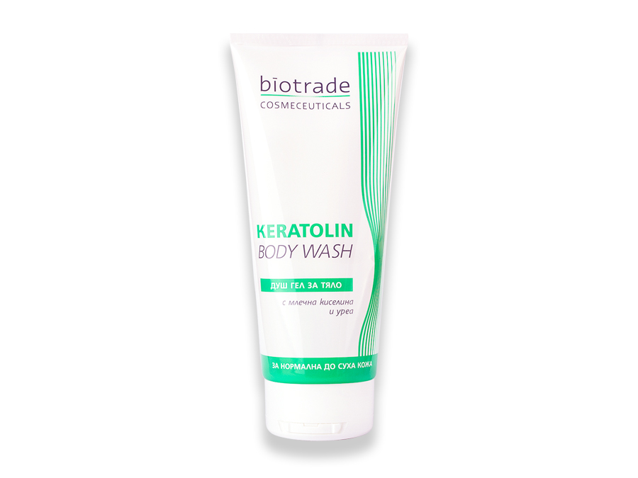 Body shower gel with moisturizing effect Keratolin Biotrade