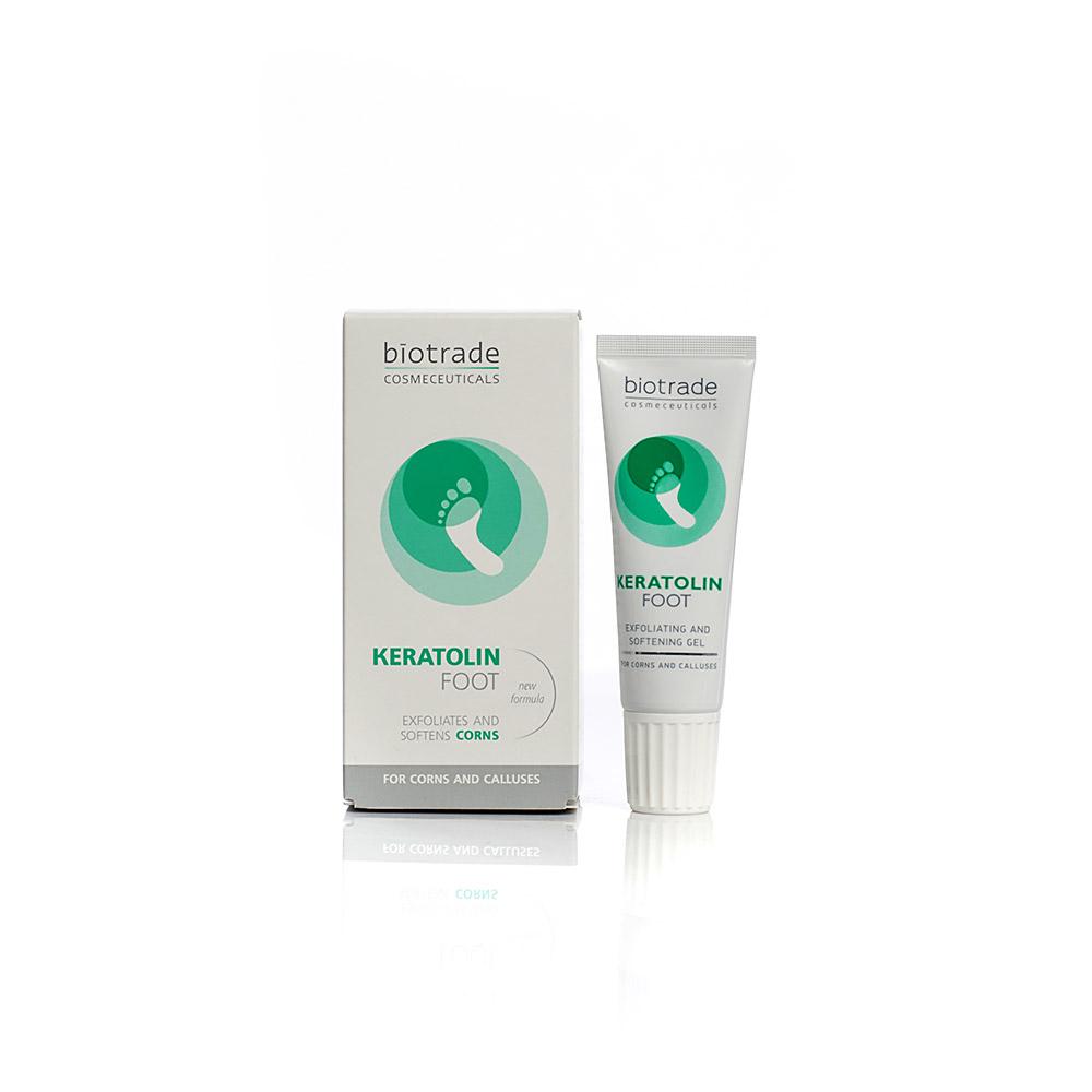 Foot cream for corns and calluses Keratolin Foot Biotrade