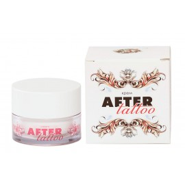 Restorative tattoo cream with natural Fuller's earth Avia