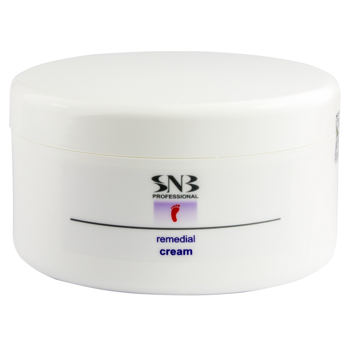 Remedial foot cream with urea SNB