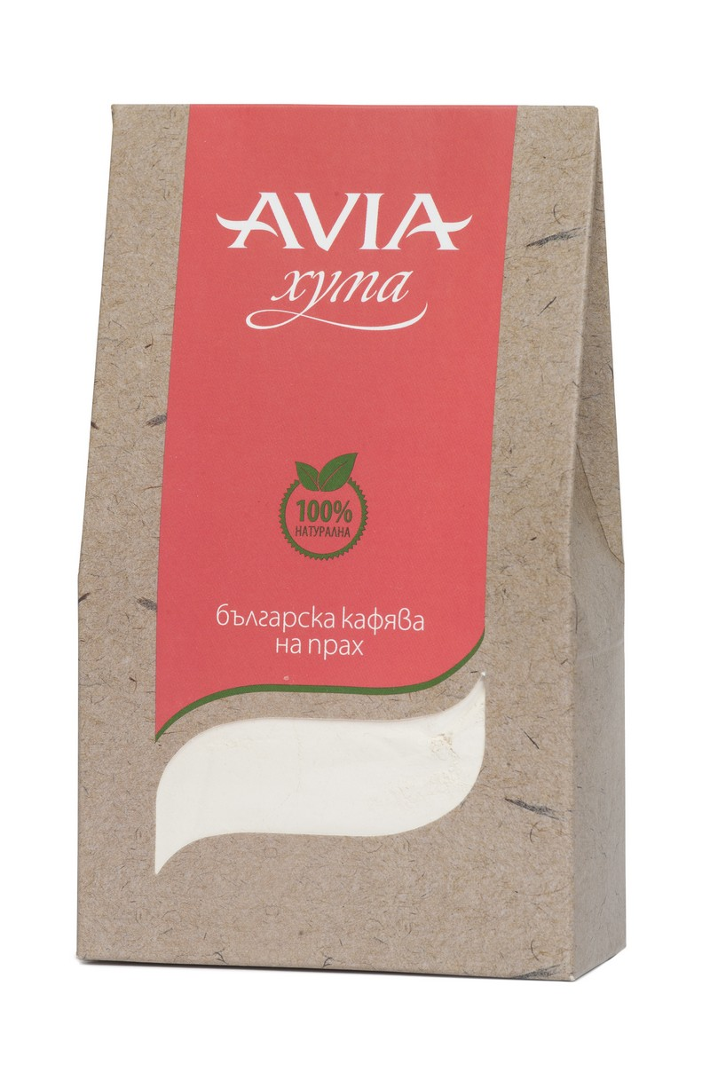 Natural Bulgarian brown Fuller's Earth clay Avia