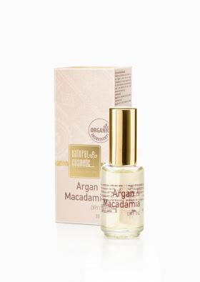 Dry oil for face, body and hair Argan & Macadamia Natural Cosmetic