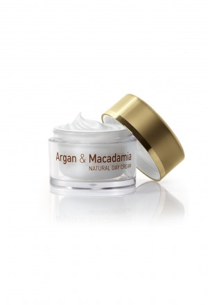 Natural Day Face Cream Argan & Macadamia Natural Cosmetic
