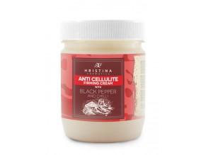 Anti-cellulite cream with black pepper Hristina Cosmetics