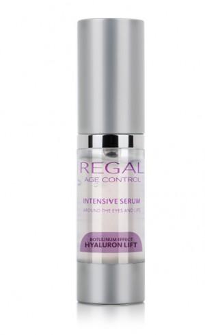 Интензивен серум около очи и устни Regal Age Control Hyaluron Lift Rosa Impex