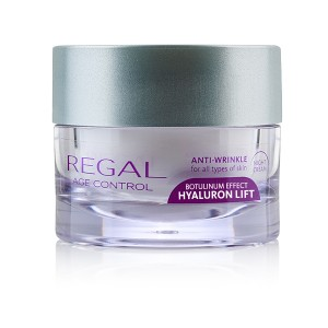 Нощен крем против бръчки Regal Age Control Hyaluron Lift Rosa Impex